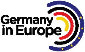 Germany in Europe Logo