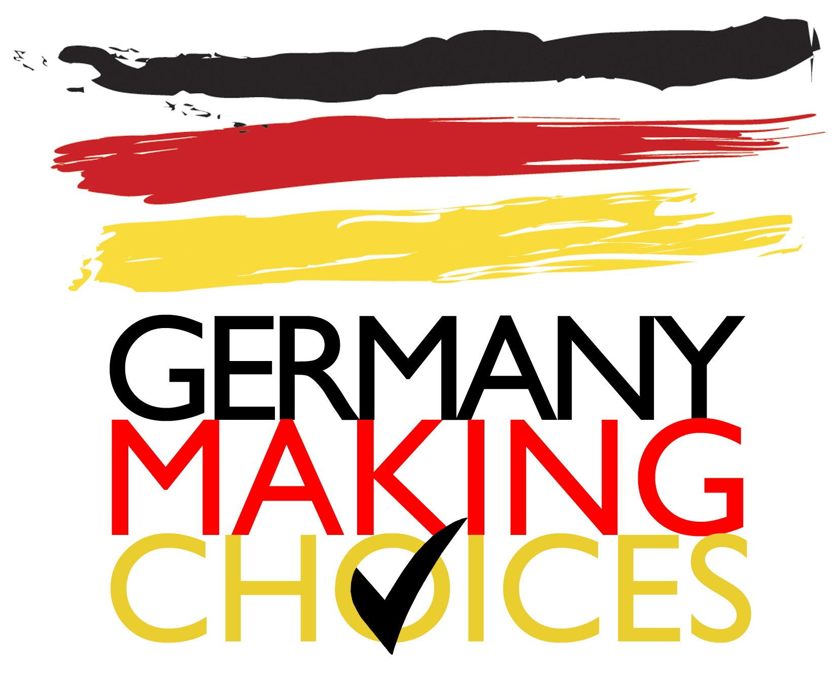 Germany Making Choices Campus Weeks Logo 2017